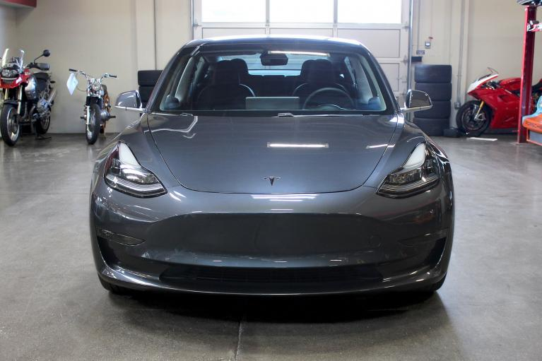 Used 2018 Tesla Model 3 for sale Sold at San Francisco Sports Cars in San Carlos CA 94070 2