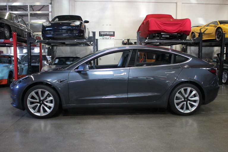 Used 2018 Tesla Model 3 for sale Sold at San Francisco Sports Cars in San Carlos CA 94070 4
