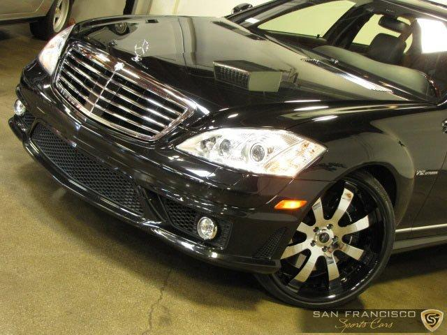 Used 2007 Mercedes-Benz S65 AMG for sale Sold at San Francisco Sports Cars in San Carlos CA 94070 2