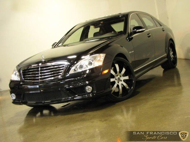 Used 2007 Mercedes-Benz S65 AMG for sale Sold at San Francisco Sports Cars in San Carlos CA 94070 3