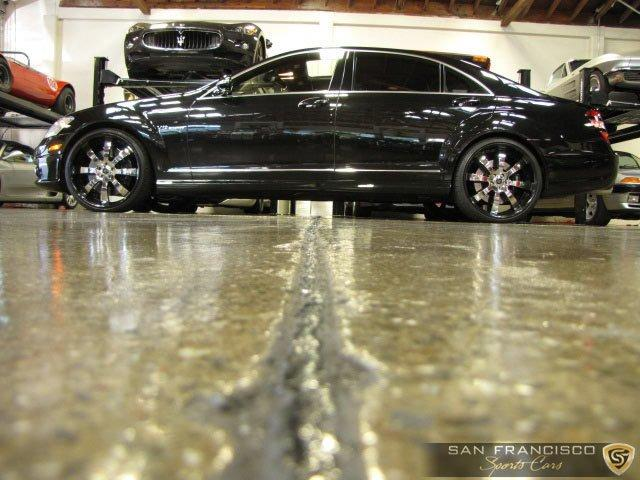 Used 2007 Mercedes-Benz S65 AMG for sale Sold at San Francisco Sports Cars in San Carlos CA 94070 4