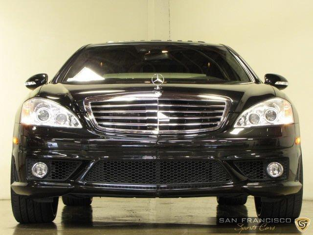 Used 2007 Mercedes-Benz S65 AMG for sale Sold at San Francisco Sports Cars in San Carlos CA 94070 1