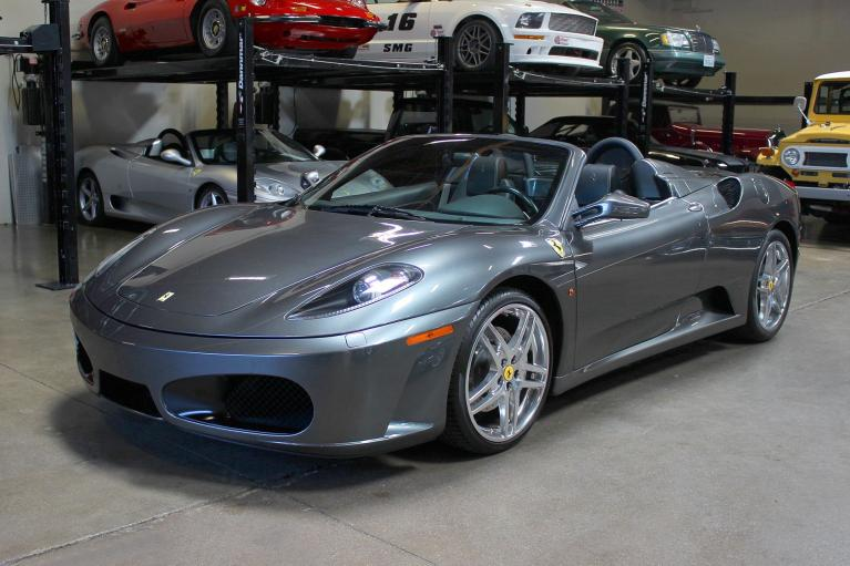 Used 2006 Ferrari F430 Spider for sale Sold at San Francisco Sports Cars in San Carlos CA 94070 3