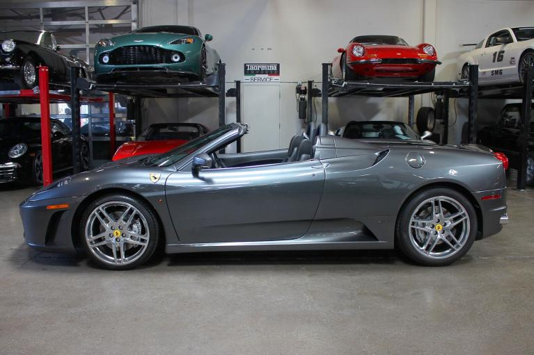 Used 2006 Ferrari F430 Spider for sale Sold at San Francisco Sports Cars in San Carlos CA 94070 4