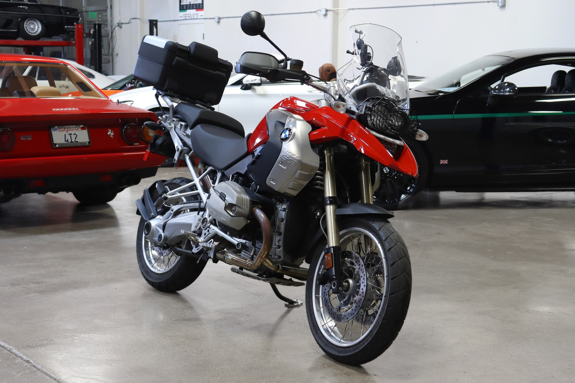 Used 2011 BMW R1200GS for sale Sold at San Francisco Sports Cars in San Carlos CA 94070 1