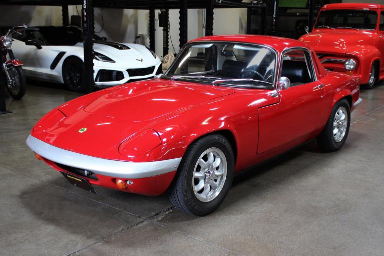Used 1969 Lotus Elan for sale $29,995 at San Francisco Sports Cars in San Carlos CA 94070 3