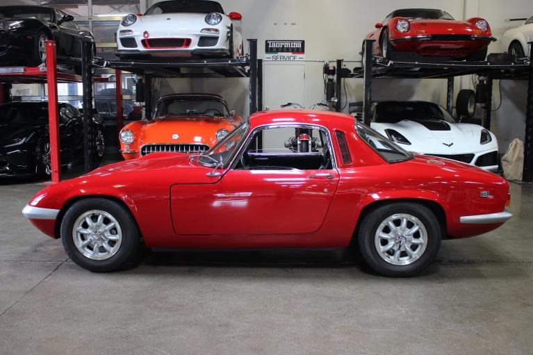 Used 1969 Lotus Elan for sale $29,995 at San Francisco Sports Cars in San Carlos CA 94070 4