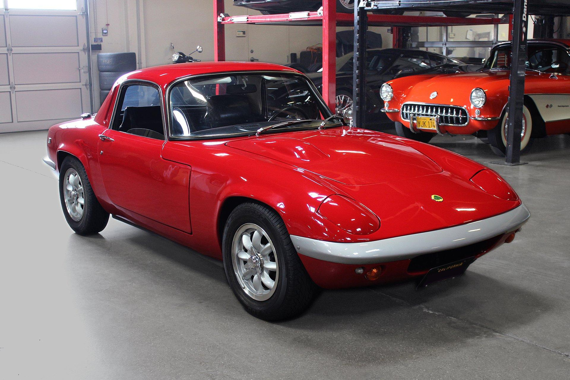 Used 1969 Lotus Elan for sale $29,995 at San Francisco Sports Cars in San Carlos CA 94070 1