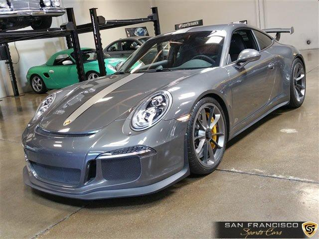 Used 2014 Porsche 911 GT3 for sale Sold at San Francisco Sports Cars in San Carlos CA 94070 2