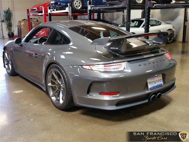 Used 2014 Porsche 911 GT3 for sale Sold at San Francisco Sports Cars in San Carlos CA 94070 4