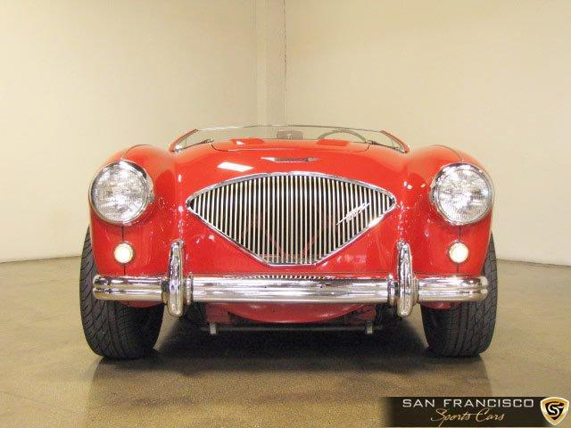 Used 1956 Austin Healey 100M for sale Sold at San Francisco Sports Cars in San Carlos CA 94070 1