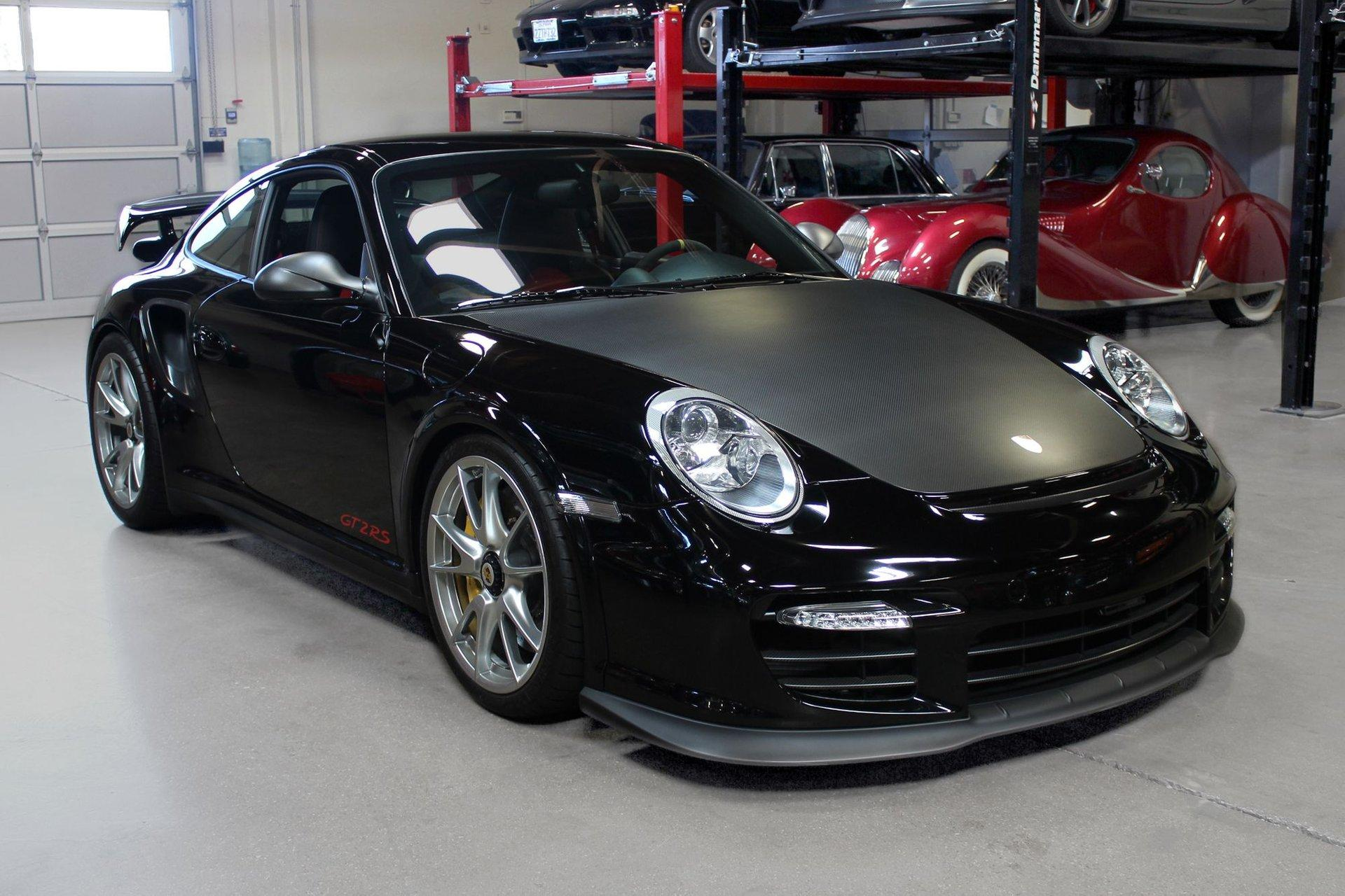 Used 2011 Porsche 911 for sale Sold at San Francisco Sports Cars in San Carlos CA 94070 1