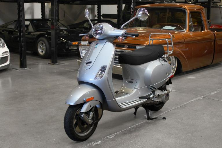 Used 2006 VESPA  for sale Sold at San Francisco Sports Cars in San Carlos CA 94070 3