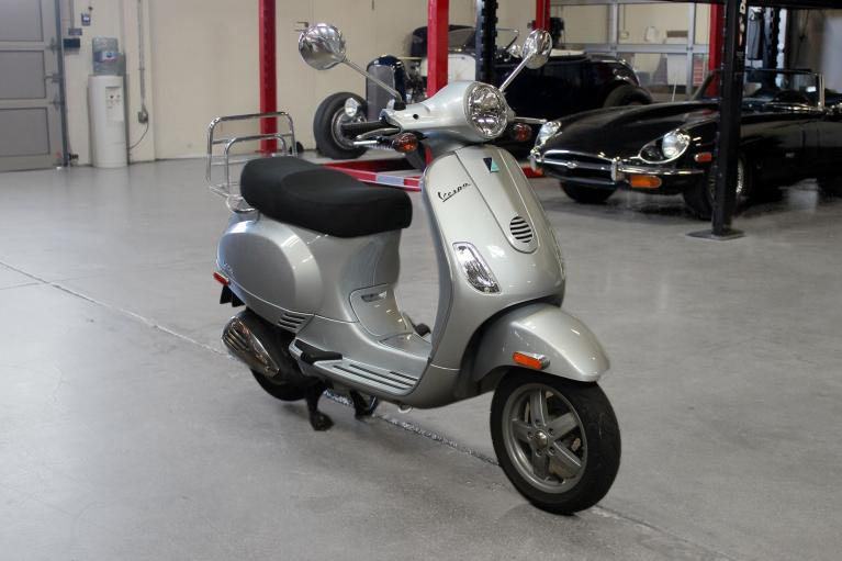 Used 2006 VESPA  for sale Sold at San Francisco Sports Cars in San Carlos CA 94070 1