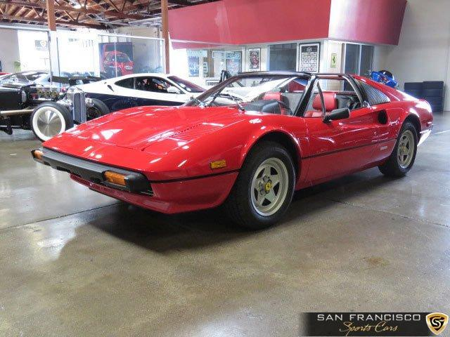 Used 1978 Ferrari 308 GTS for sale Sold at San Francisco Sports Cars in San Carlos CA 94070 2