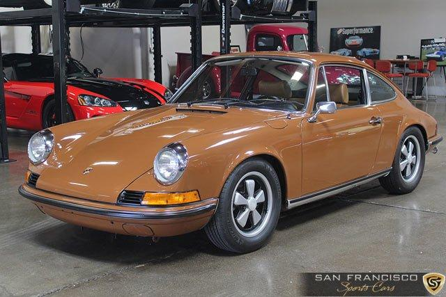 Used 1973 Porsche 911 T for sale Sold at San Francisco Sports Cars in San Carlos CA 94070 1