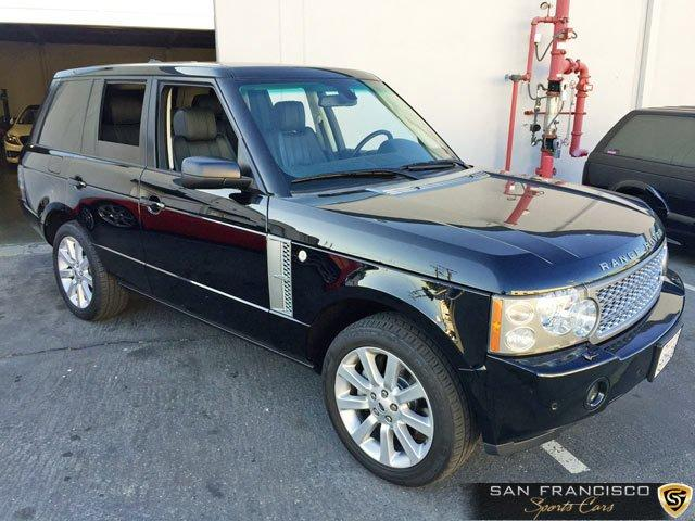 Used 2008 Range Rover Supercharged for sale Sold at San Francisco Sports Cars in San Carlos CA 94070 3