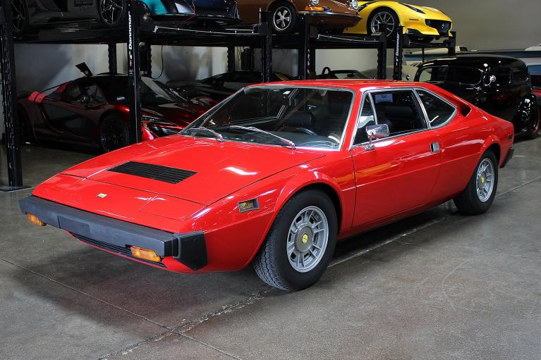 Used 1975 Ferrari Dino for sale Sold at San Francisco Sports Cars in San Carlos CA 94070 3