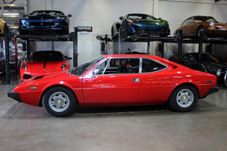 Used 1975 Ferrari Dino for sale Sold at San Francisco Sports Cars in San Carlos CA 94070 4