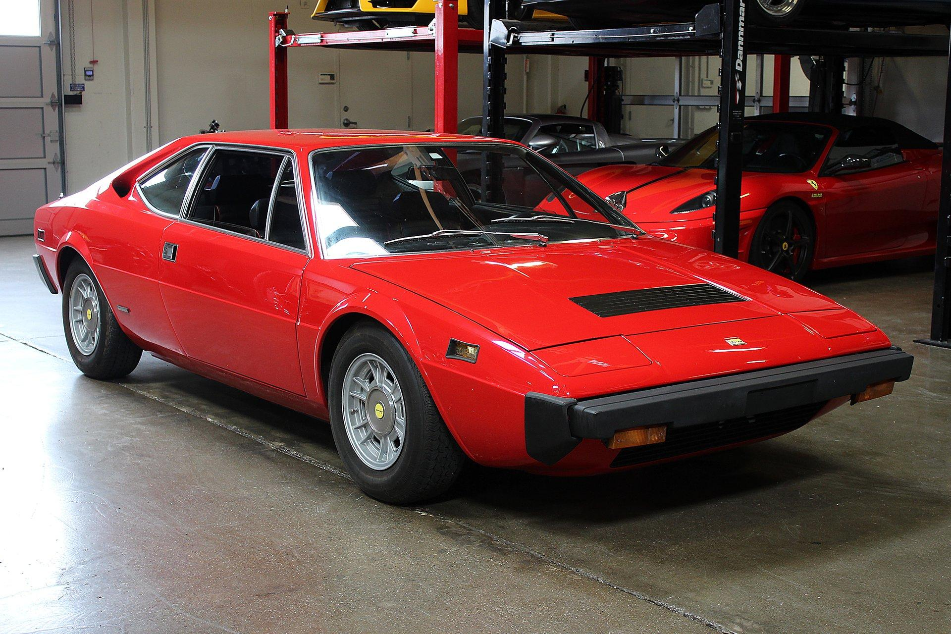 Used 1975 Ferrari Dino for sale Sold at San Francisco Sports Cars in San Carlos CA 94070 1