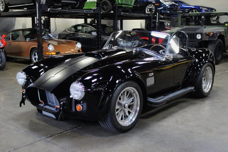 Used 1965 Superformance Cobra for sale Sold at San Francisco Sports Cars in San Carlos CA 94070 3