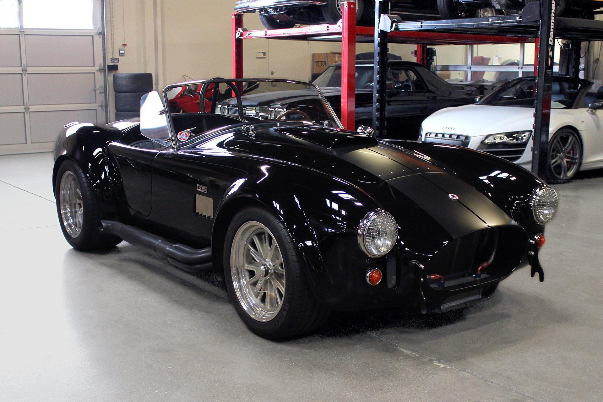 Used 1965 Superformance Cobra for sale Sold at San Francisco Sports Cars in San Carlos CA 94070 1