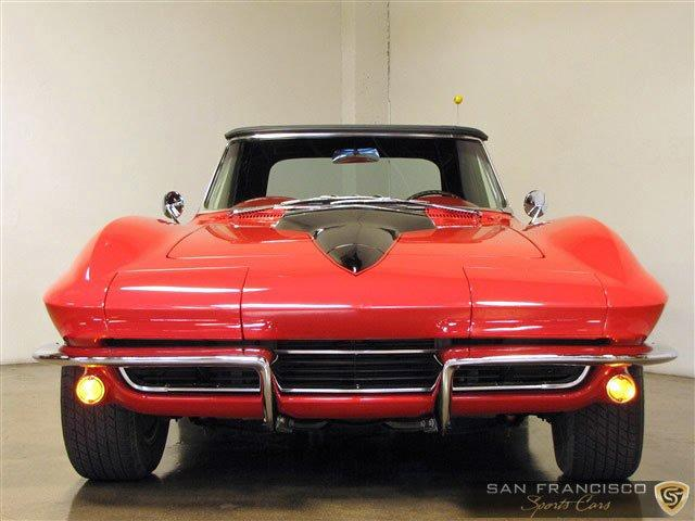 Used 1965 Chevrolet Corvette Stingray for sale Sold at San Francisco Sports Cars in San Carlos CA 94070 1