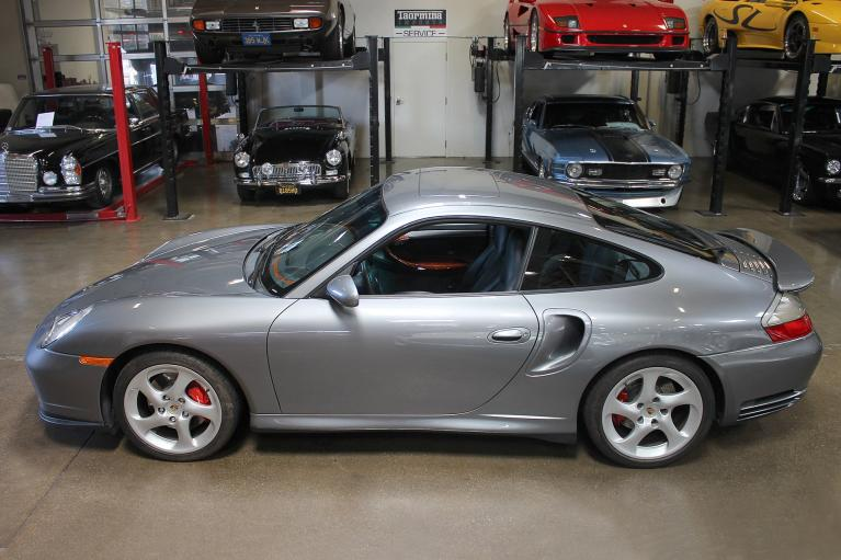 Used 2001 Porsche 911 Turbo for sale Sold at San Francisco Sports Cars in San Carlos CA 94070 4