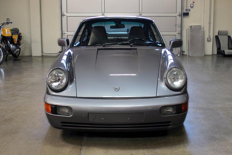Used 1990 Porsche 911 Carrera 4 for sale Sold at San Francisco Sports Cars in San Carlos CA 94070 2