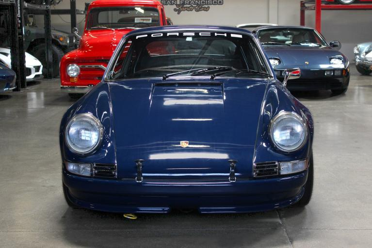 Used 1972 Porsche 911 S for sale $159,995 at San Francisco Sports Cars in San Carlos CA 94070 2