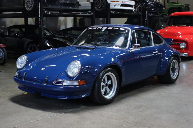 Used 1972 Porsche 911 S for sale $159,995 at San Francisco Sports Cars in San Carlos CA 94070 3