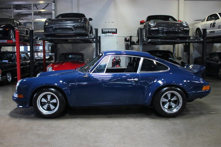 Used 1972 Porsche 911 S for sale $159,995 at San Francisco Sports Cars in San Carlos CA 94070 4