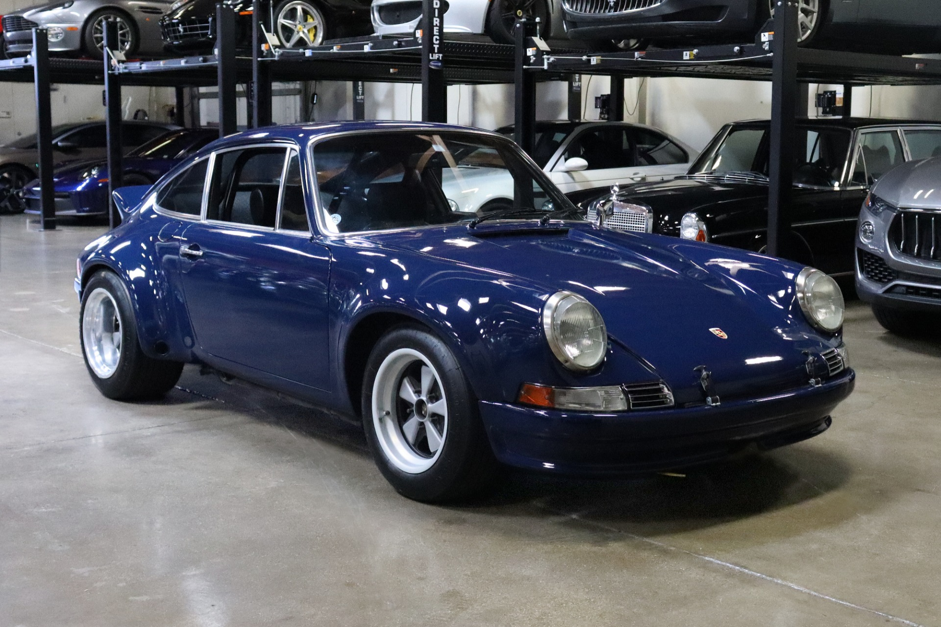 Used 1972 Porsche 911 S for sale Sold at San Francisco Sports Cars in San Carlos CA 94070 1