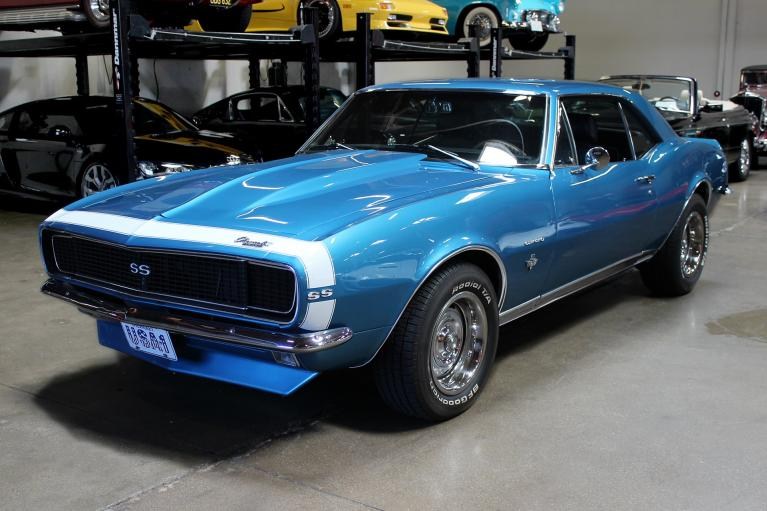 Used 1967 Chevrolet Camaro for sale Sold at San Francisco Sports Cars in San Carlos CA 94070 3