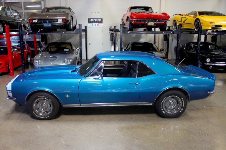 Used 1967 Chevrolet Camaro for sale Sold at San Francisco Sports Cars in San Carlos CA 94070 4