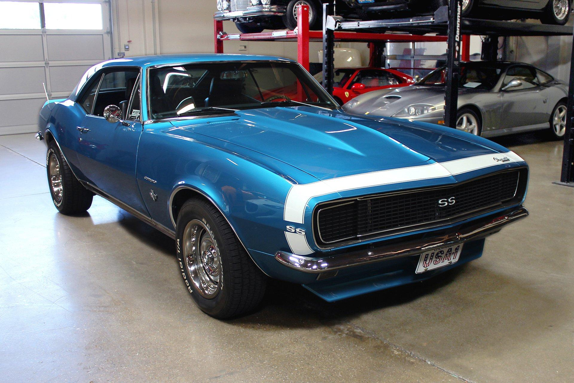 Used 1967 Chevrolet Camaro for sale Sold at San Francisco Sports Cars in San Carlos CA 94070 1
