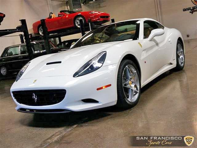 Used 2010 Ferrari California for sale Sold at San Francisco Sports Cars in San Carlos CA 94070 2