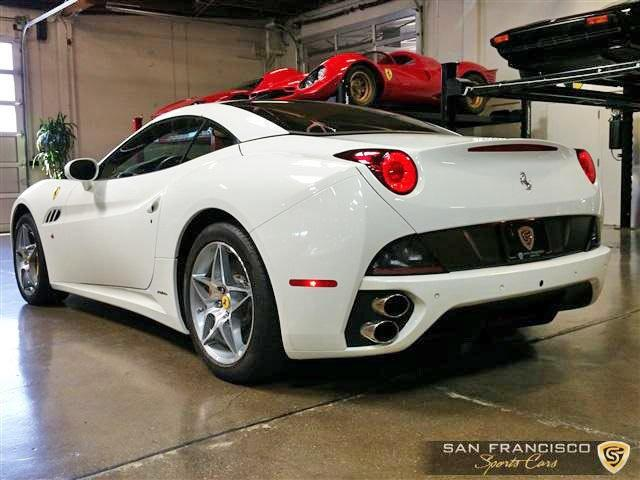 Used 2010 Ferrari California for sale Sold at San Francisco Sports Cars in San Carlos CA 94070 4