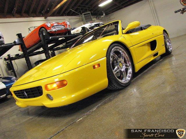 Used 1999 Ferrari 355 Serie Fiorano for sale Sold at San Francisco Sports Cars in San Carlos CA 94070 2