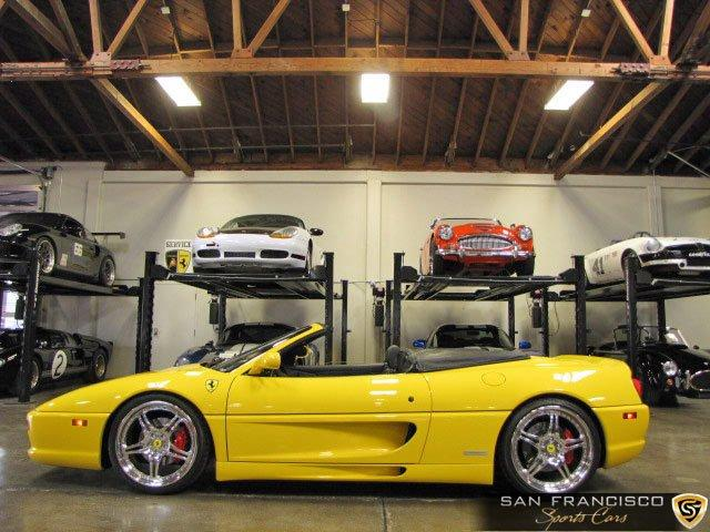 Used 1999 Ferrari 355 Serie Fiorano for sale Sold at San Francisco Sports Cars in San Carlos CA 94070 3