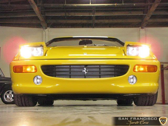 Used 1999 Ferrari 355 Serie Fiorano for sale Sold at San Francisco Sports Cars in San Carlos CA 94070 1