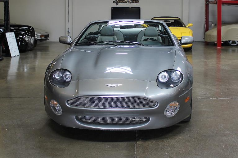 Used 2002 Aston Martin DB7 for sale Sold at San Francisco Sports Cars in San Carlos CA 94070 2