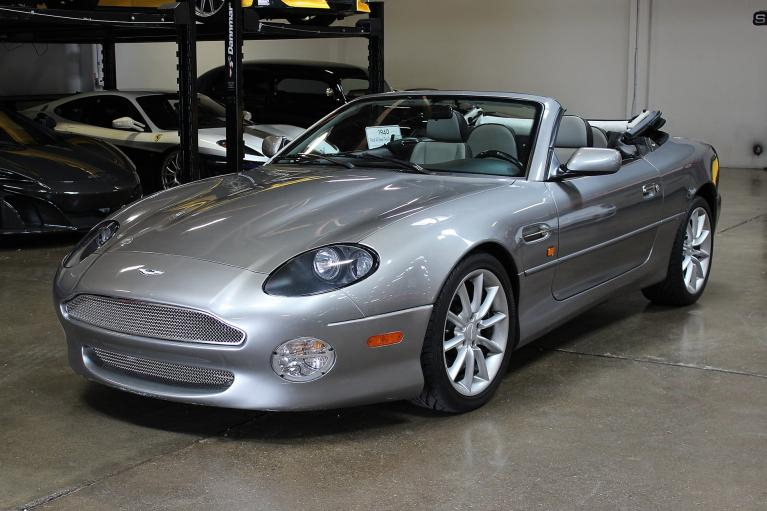 Used 2002 Aston Martin DB7 for sale Sold at San Francisco Sports Cars in San Carlos CA 94070 3