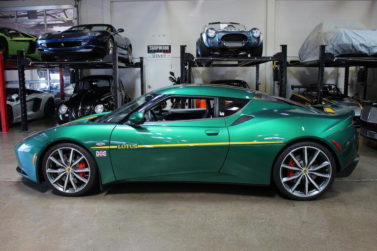 Used 2011 Lotus Evora for sale Sold at San Francisco Sports Cars in San Carlos CA 94070 4