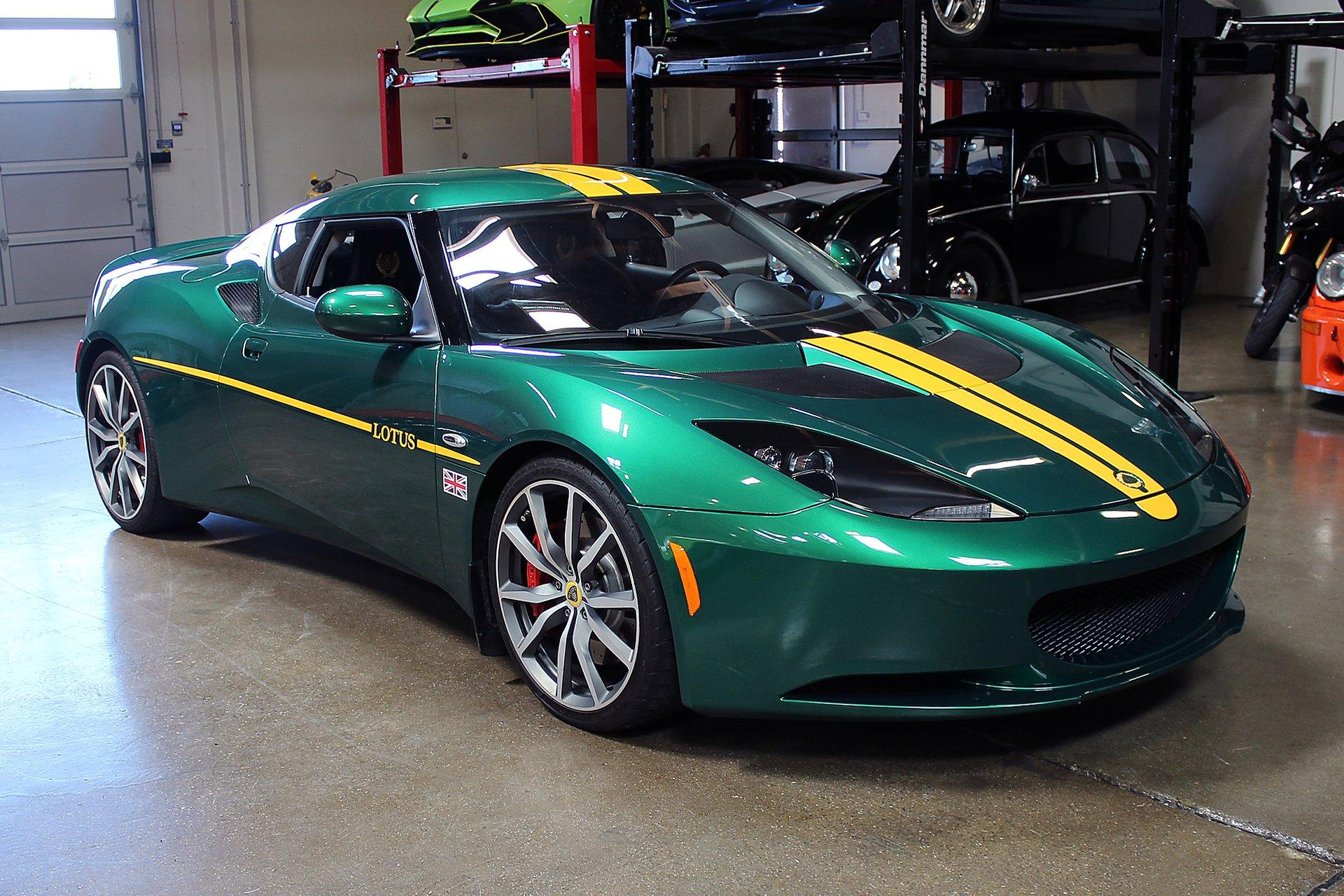 Used 2011 Lotus Evora for sale Sold at San Francisco Sports Cars in San Carlos CA 94070 1