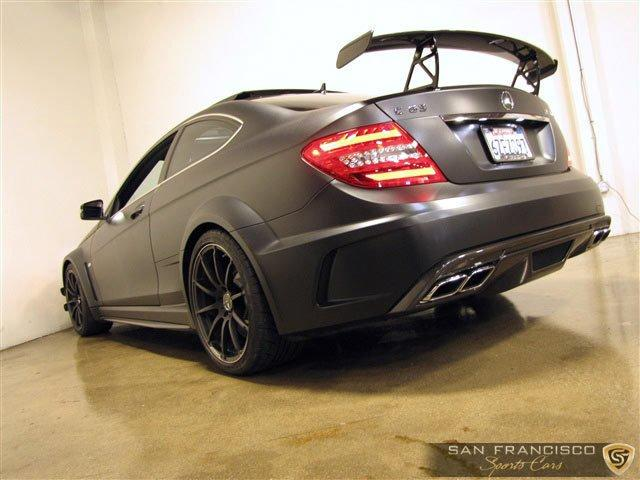 Used 2012 Mercedes-Benz C63 AMG for sale Sold at San Francisco Sports Cars in San Carlos CA 94070 4