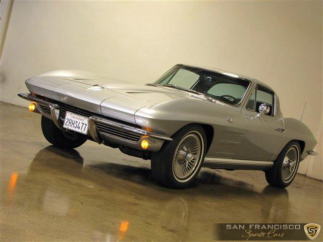 Used 1964 Chevrolet Corvette for sale Sold at San Francisco Sports Cars in San Carlos CA 94070 2