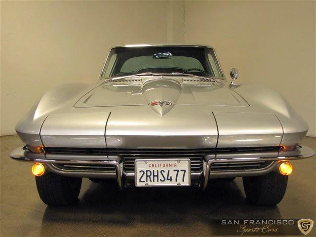 Used 1964 Chevrolet Corvette for sale Sold at San Francisco Sports Cars in San Carlos CA 94070 1
