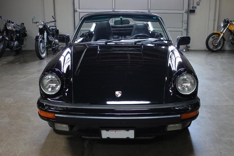 Used 1986 Porsche 911 Carrera for sale Sold at San Francisco Sports Cars in San Carlos CA 94070 2