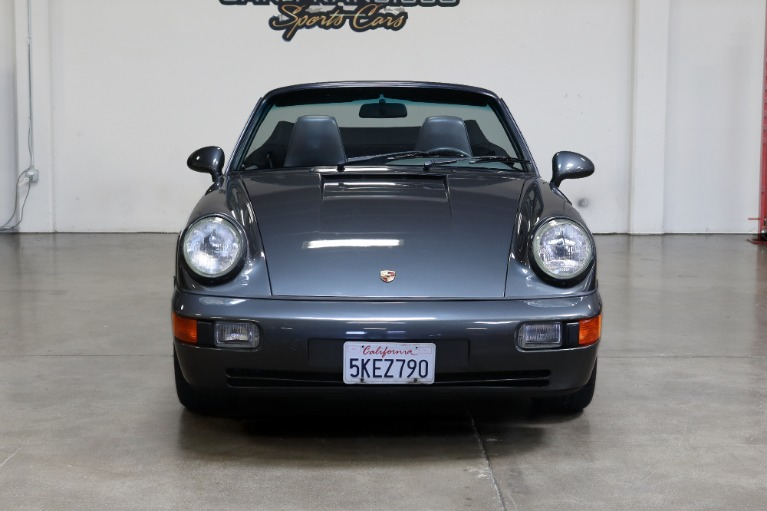 Used 1994 Porsche 911 Carrera 2 Cabriolet for sale Sold at San Francisco Sports Cars in San Carlos CA 94070 2